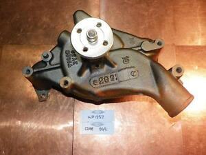 Ford 1961-1964 Thunderbird & Passenger Dated 2G9 Rebuilt OEM Water Pump WP1357