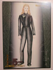 1997 BABYLON 5 SPECIAL EDITION - B5 COSTUME CARDS - (LISTING 2 of 2) - PICK ONE
