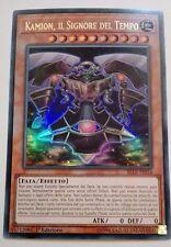 Kamion, il Signore del Tempo BLLR-IT034 Ultra Rara ITA MINT YUGIOH!