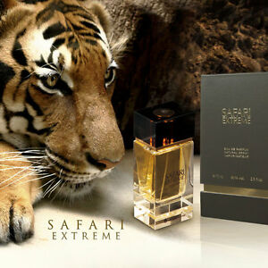 SAFARI EXTREME by Abdul Samad Al Qurashi 75 ML Spray, ASAQ ASQ, EDP, New sealed.