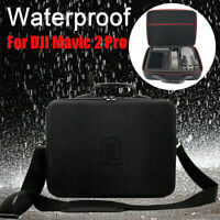 Hardshell Shoulder Waterproof Box Suitcase Bag For DJI Mavic 2 &Smart Controller