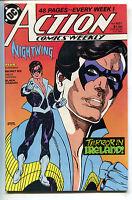 Action Comics 627 DC 1988 NM Superman Green Lantern Shazam Deadman