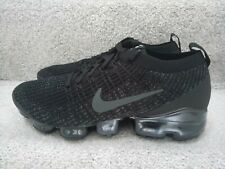 Nike Air Vapormax Flyknit 3 Black Anthracite Brand New Mens Trainers Size UK 9.5