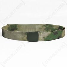 MIL-tacs fg libération rapide ceinture militaire armée camouflage tactique hommes 115cm