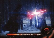 Star Wars Galactic Files (2018) GALACTIC MOMENTS Trading Card Insert GM-1