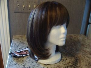 Ladies Nice Synthetic Wig with an Extra Bonus