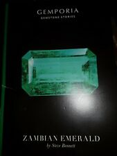 The Story Of Zambian Emerald Booklet
