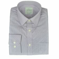 Cotton Big & Tall Single Cuff Formal Shirts for Men