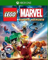 LEGO MARVEL SUPER HEROES XBOX ONE NEW! IRON MAN, AVENGERS SPIDERMAN, HULK THOR 0