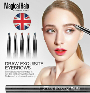 Eyebrow Definer Pencil Duo Ended Brow Definer Brow Wiz Angled Brush MAGICAL HALO