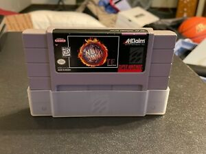 NBA Jam -- Tournament Edition (Super Nintendo Entertainment System, '95) Tested!