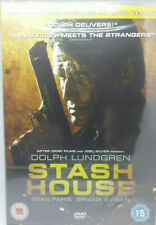 Stash House (Widescreen DVD) Dolph Lundgren NEW Sealed ☆ FREE FAST POST