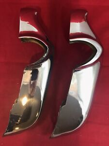 1966 Chevy Impala SS Front Bumper Guards