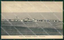 Macerata Porto Potenza Picena cartolina QK6559