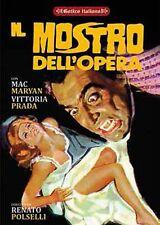 Dvd IL MOSTRO DELL'OPERA - (1964)  ......NUOVO