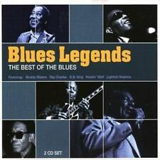 Various Artists : Blues Legends CD (2005)