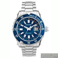 GANT Uhr Pacific W70642 Herren Taucher-Uhr Armbanduhr 100 ATM wasserdicht