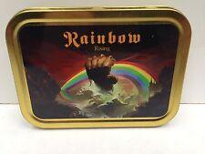 Rainbow,Rock Band Musica Classica Dio Sigarette Tabacco Conservazione 57ml Latta