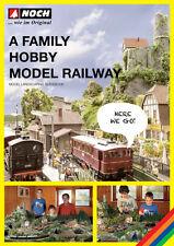 "Ancora 71905 guidebook ""a Family HOBBY-Model Railway"" English #neu in OVP #"