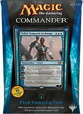 Commander 2014 Deck Peer Through Time (ENGLISH) SEALED NEW MAGIC MTG ABUGames