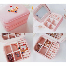Anime Sailor Moon Zecter Girl Jewelry Box Portable Travel Accessory Storage Bag