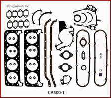 Engine Full Gasket Set-OHV, General Motors, 16 Valves ENGINETECH, INC. CA500-1
