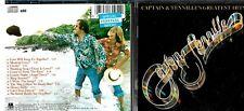 Captain & Tennille ,Japan pressed cd album CD 3015- Greatest Hits