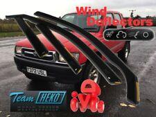 TOYOTA Hilux 1998 - 2005  MK5  4.doors Wind deflectors 4.pc  HEKO  29392