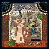 JAMES YORKSTON I Was A Cat From A Book (2012) 11-track CD album NEW/SEALED
