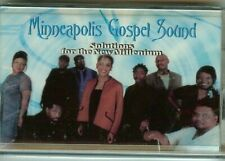 MINNEAPOLIS GOSPEL SOUND - SOLUTIONS FOR THE NEW MILLENIUM - CASSETTE - NEW