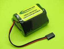 2700 A  6V RX HUMP BATTERY 4 RC AIRPLANE / J / 2705H-J / MADE IN USA