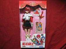 SEGA Magic Knight Rayearth HIKARU Doll Action Figure Anime NEW Sealed MISB Clamp