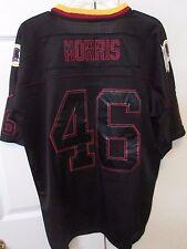 NFL Washington Redskins Alfred Morris #46 Black Jersey Size 40 EUC