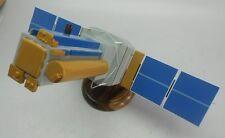 Solar-Heliospheric SOHO Satellite Spaceship Mahogany Kiln Wood Model Small New