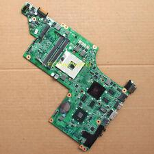 HP DV7 laptop motherboard 615308-001 Intel HM55 989 DDR3 ATI Radeon HD 6570