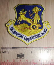 58th Special Operations Wing Squadron SQ USAF Patch