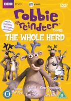 Neuf Robbie The Renne Trilogie - The Whole Herd DVD
