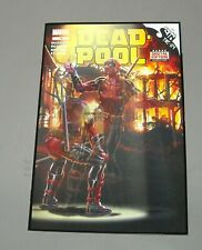 DEADPOOL #34 MARVEL COMICS  2014 LENTICULAR 3D COVER VARIANT ORIGINAL SIN TIE IN