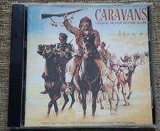 CARAVANS CD SOUNDTRACK SCORE - MIKE BATT