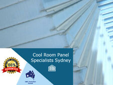 Sydney's Cheapest 150mm Thickness Z-Lock Sandwich Coolroom Panel (AU Standard)
