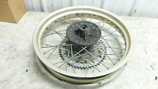Husqvarna 400 WR 400WR rear back wheel rim