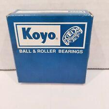 Koyo Ball & Roller Bearings - Made in Japan - M9910 70042 GA2 - DG3572DW2RKBCS27