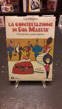 """Oscar Mondadori """"La Contestazione di Sua Maestà"""" Piccolo Re Otto Soglow 1974"""