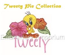 TWEETY PIE COLLECTION - MACHINE EMBROIDERY DESIGNS ON CD OR USB