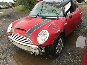 Grille MINI COOPER 05 06 07 08 UPPER ONLY CHROME FREE SHIPPING