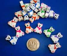 24 x Polar Bear Mini Erasers, Eraser, Rubbers, Party, Fete, Rewards, Pinata