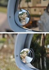 360° Wide Angle Convex Mirror Auto Universal Car RearSide View Blind Spot Mirror