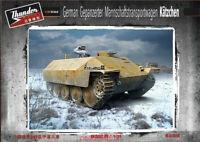 Thunder Model 1/35 TM35104 German BMM Katzchen APC