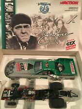 Action 2003 John Force Castrol GTX High Mileage 3 Stooges 2003 Mustang Funny Car