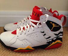 Nike Air Jordan VII 7 Retro PREMIO BIN 23 WHITE RED BLACK YELLOW 436206-101 12